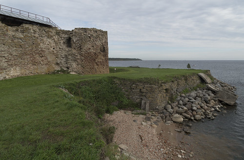 Flag Bastion and Tower of Oreshek Fortress, 14.09.2018.