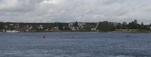 View over Lake Ladoga, 14.09.2018.