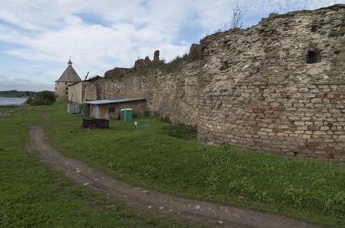 Oreshek Fortress, 14.09.2018.
