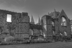 Photo of Bishops Palace and Southwell Minster