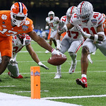 Cornell Powell touchdown (Jonathan Bachman for the Allstate Sugar Bowl)