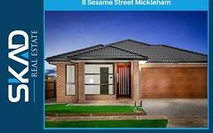 8 Sesame Street, Mickleham VIC