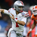 Justin Fields2  (Jonathan Bachman for the Allstate Sugar Bowl)
