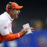 Dabo Swinney (Jonathan Bachman for the Allstate Sugar Bowl)