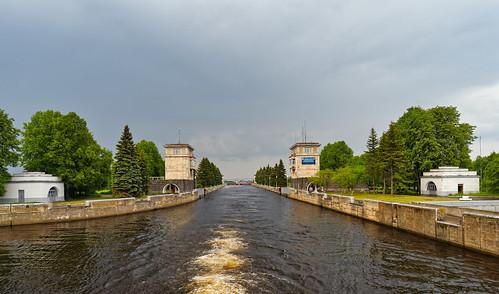 Moscow Canal 22 ©  Alexxx Malev