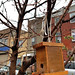 South Philly birdhouse
