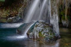 Wasserfall Veringendorfer Gieß 2
