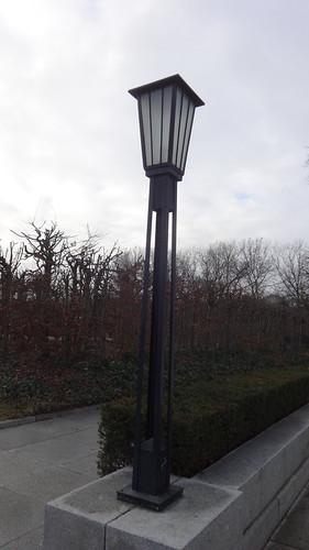 1945 Berlin Leuchte Sowjetisches Ehrenmal Straße des 17. Juni in 10557 Tiergarten
