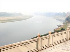 La Yamuna, fleuve sacré (Agra, Inde)