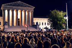 2020.09.19 Vigil for Ruth Bader Ginsburg, Washington, DC USA 263 96275