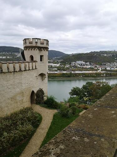 Schloss Stolzenfels.Штольценфельс.