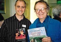 Photo of Henry Buckton with David Wood