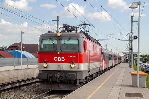 9905 OBB1144-099 S-4128 @ Feldkirchen