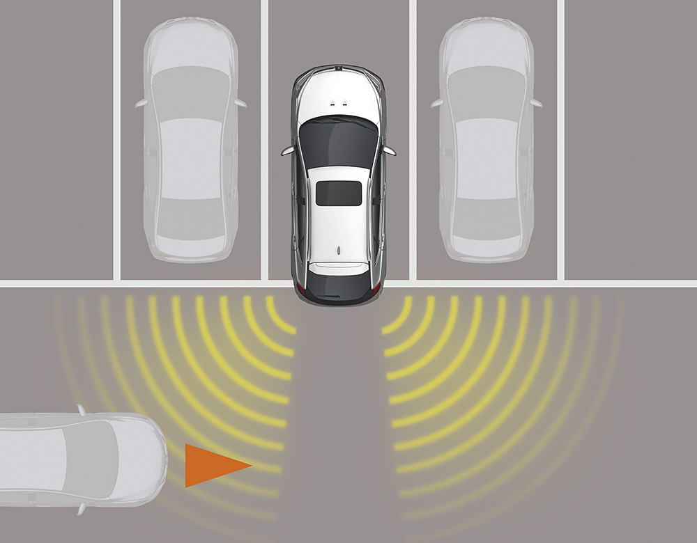 U6智遊版_RCTA後方車側警示系統