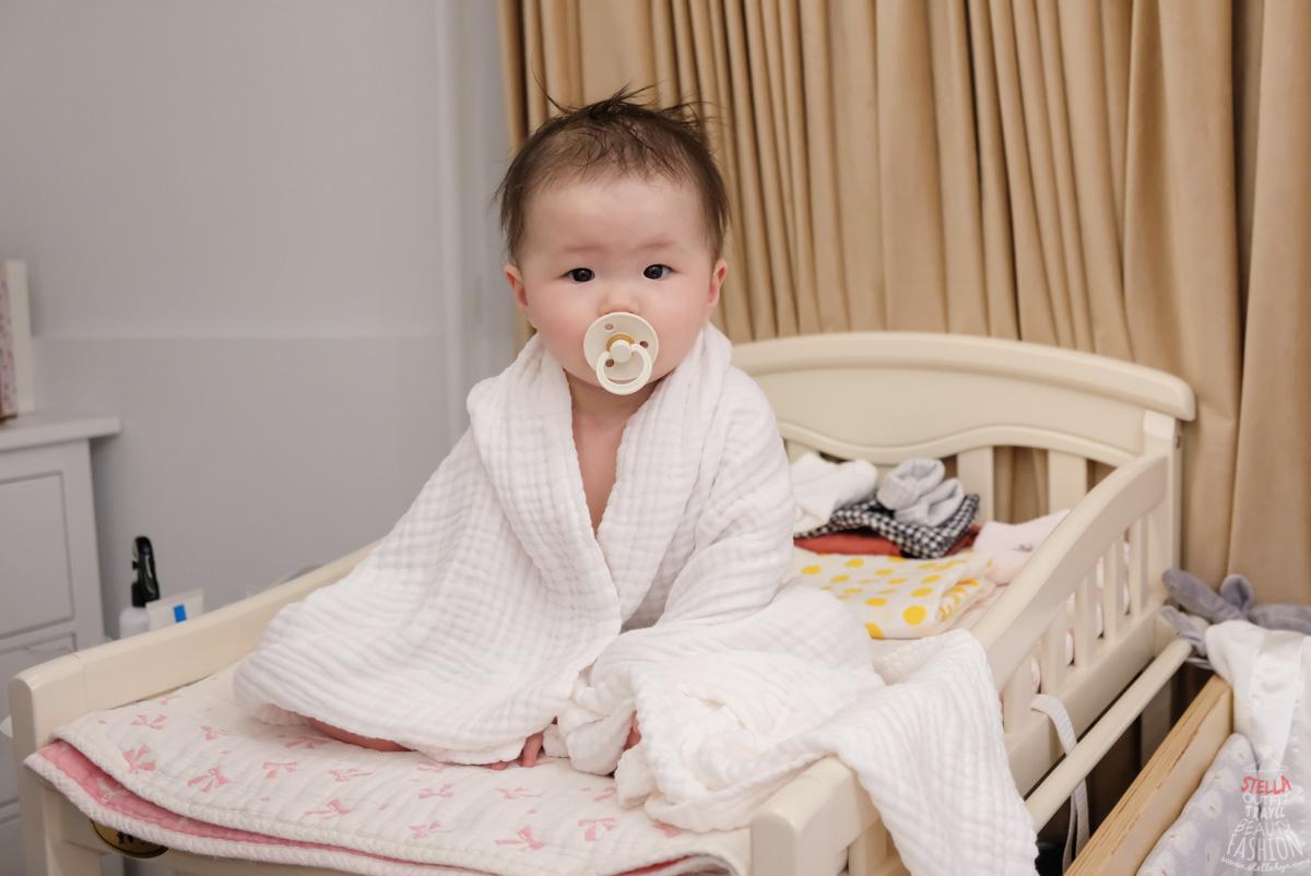 美國L'ange棉之境 紗布浴巾