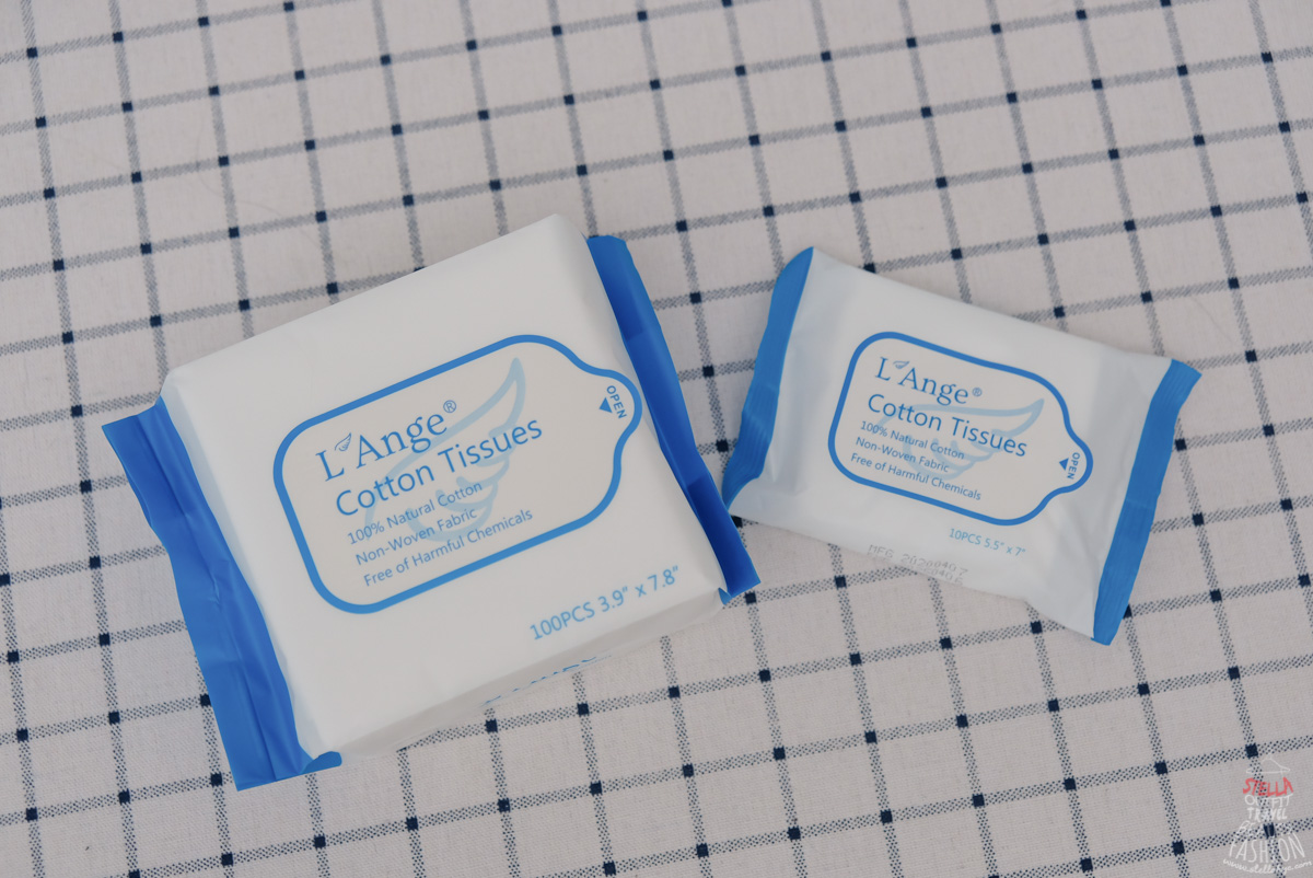 美國L'ange棉之境 護理巾