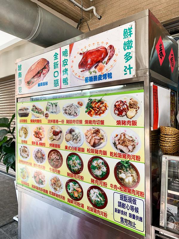 [食記][北區] 廣越美食店 成大附近平價越南料理