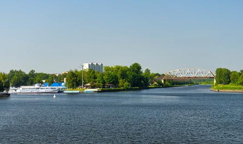 Moscow Canal 24 ©  Alexxx Malev