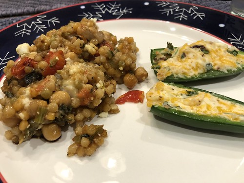 Alexander's Couscous and Jalapeño Poppers by Wesley Fryer, on Flickr
