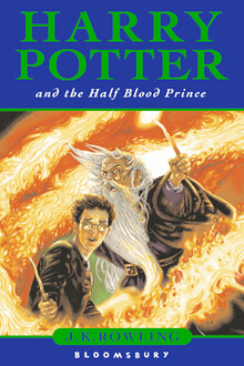 Harry Potter And The Half Blood Prince Harry_Potter_and_the_Half-Blood_Prince_cover image