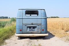 "BE-92-44 Volkswagen Transporter bestelwagen 1959 • <a style=""font-size:0.8em;"" href=""http://www.flickr.com/photos/33170035@N02/50803558413/"" target=""_blank"">View on Flickr</a>"