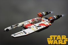 Red Squadron support craft (1)