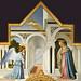 Annonciation (Polyptique de Saint Antoine) de Piero della Francesca (Perugia, Italie)