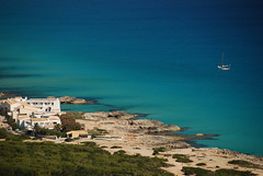 Azules de Formentera
