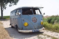 "BE-92-44 Volkswagen Transporter bestelwagen 1959 • <a style=""font-size:0.8em;"" href=""http://www.flickr.com/photos/33170035@N02/50804417292/"" target=""_blank"">View on Flickr</a>"