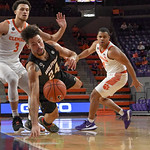 NCAA Basketball: N.C. State at Clemson