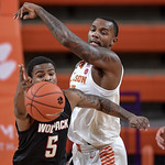 MBB: NC State at No. 19 Clemson