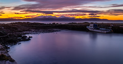 Portencross Sunset
