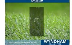 Lot 401 Davidson Street, Wyndham Vale VIC