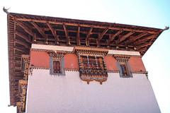 Rinpung Dzong building