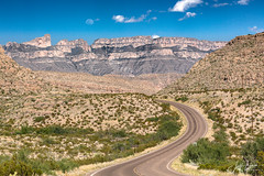 What A Drive - Big Bend National Park