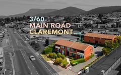 3/60 Main Road, Claremont TAS