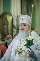 06 января 2021, Митрополит Кирилл благословил студентов пропедевтического курса на ношение подрясников