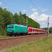(ex) Rail4Chem 145 CL 005 mit 2 490ern in Thyrow