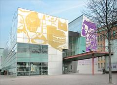 Le Kiasma (Helsinki, Finlande)