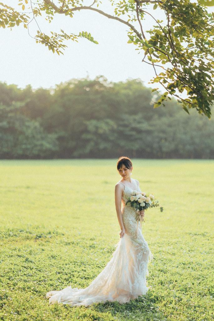 [自助婚紗] GUO&ZHANG|旗津|木木空間|都會公園