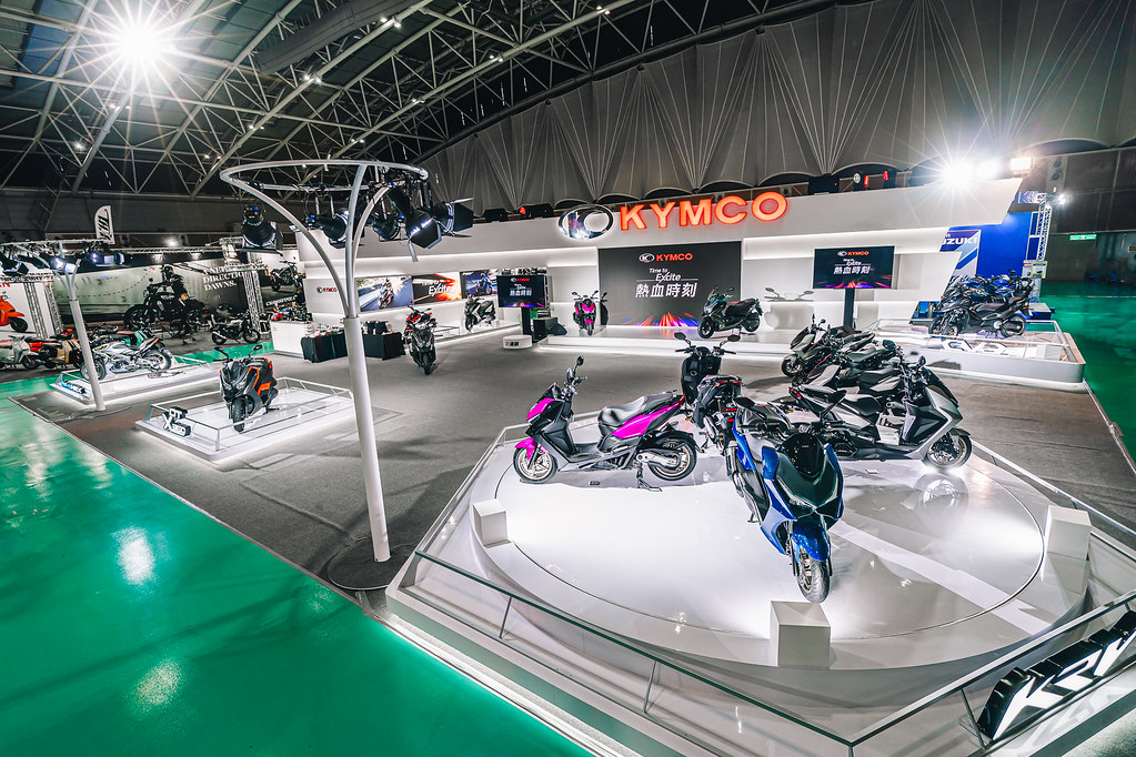 5. KYMCO 2021國際重型機車展將於1月8日至10日,在新北市工商展覽中心盛大展開,邀請廣大車迷朋友前進展場一睹為快!