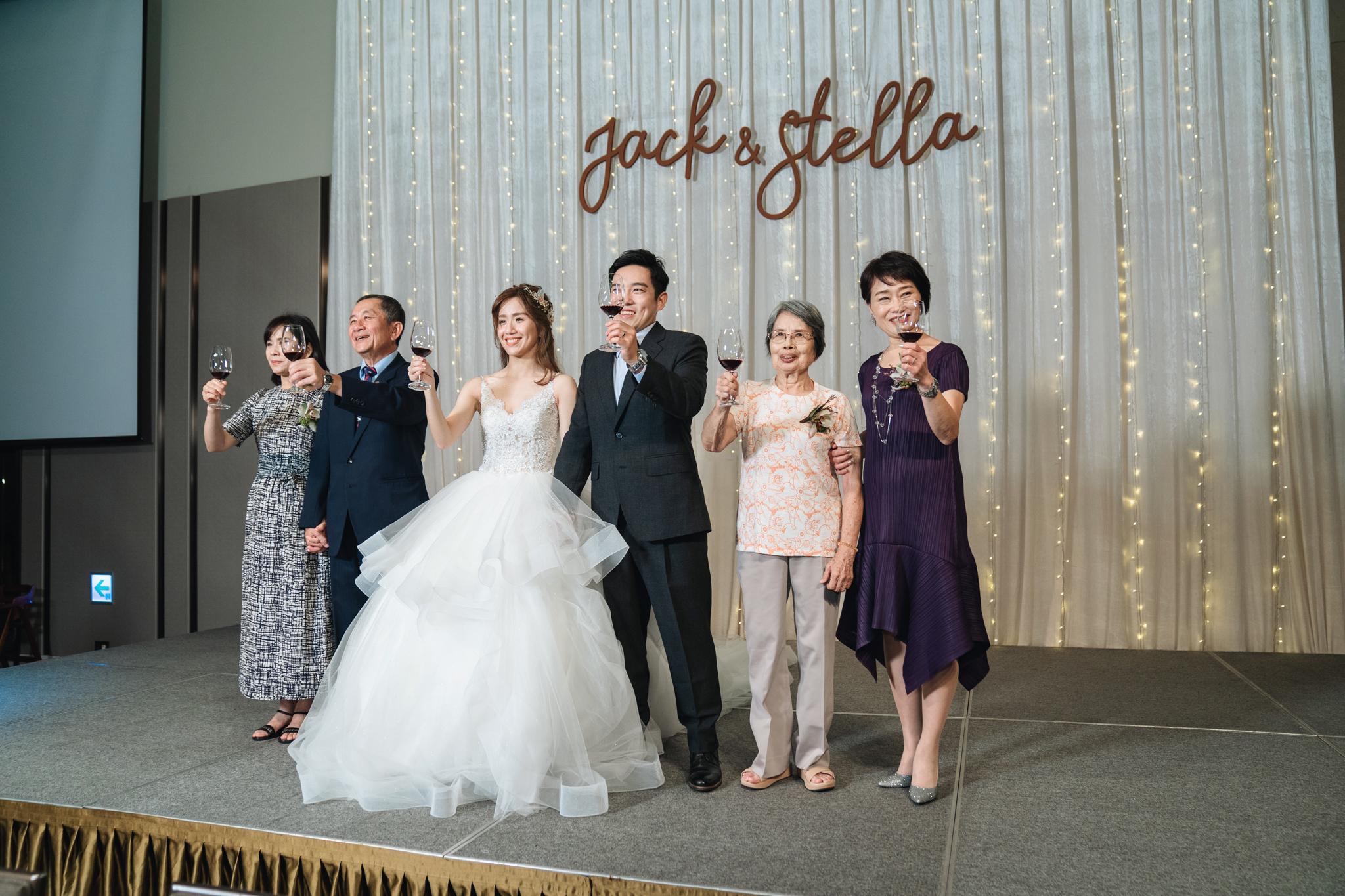 EASTERN WEDDING, Donfer, 婚禮紀錄, 東法, 萬豪酒店