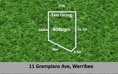 11 Grampians Avenue, Werribee VIC