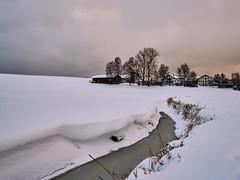 Snow Storm Coming - Bavaria