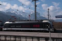 Zwei besondere Lokomotiven
