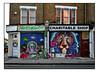 LONDON STREET ART by ORBIT/NATHAN BOWEN/MOWSCODELICO
