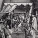 Albrecht Dürer, Death of the Virgin, 1510, Woodcut, 12/24/20 #fristartmuseum