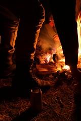 Bonfire night | Soirée autour du feu