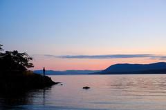 Sundown at Shingle Bay