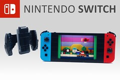 LEGO Nintendo Switch